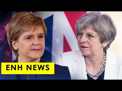 Sturgeon's SNP set to SNATCH powers from Westminster in bid to exploit Brexit - ENH News
