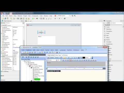 C++ Builder - Creating & Implementing Help Files