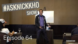 Brandon Carter's Influencer Domination Keynote with Nick Kho   #AskNickKho Episode 64