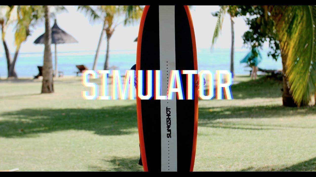 2020 SIMULATOR Tech Video Slingshot Foil