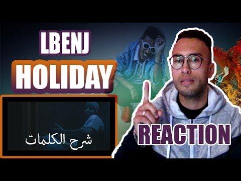 Lbenj - Holiday -