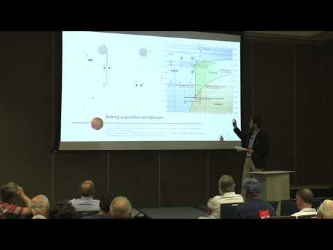 T. Gordon Wasilewski - Water on Mars - 20th Annual International Mars Society Convention