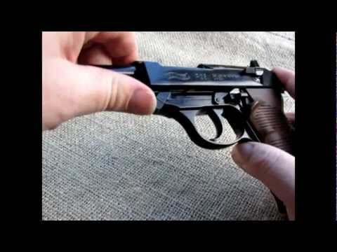 Walther P38 Co2 Airgun