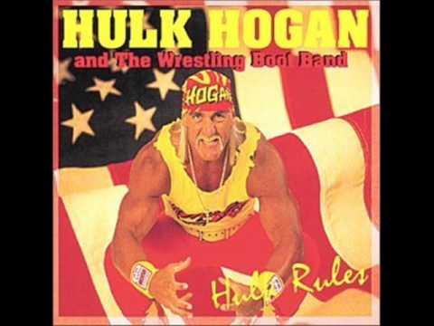 Hulk Hogan Rap Album - Hulk's The One