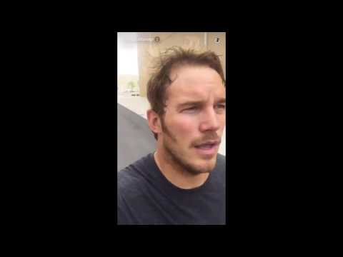 "Chris Pratt Does ""The Memorial Day Murph"""