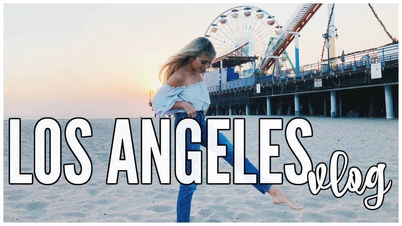 Los Angeles Travel Diary