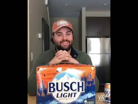 A 30 pack of Busch Light should be called a