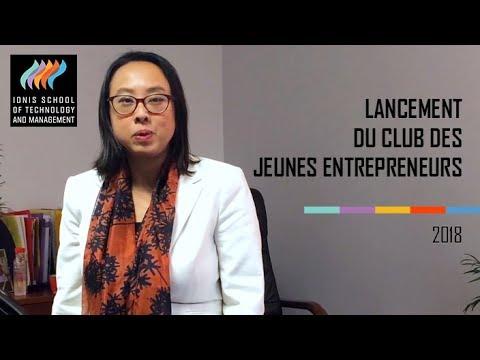 Lancement du Club des jeunes entrepreneurs