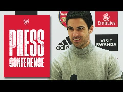 PRESS CONFERENCE | Mikel Arteta on Arsenal's victory over Manchester United