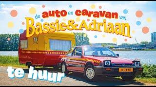 Bassie & Adriaan - De Auto en Caravan