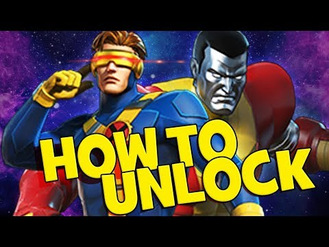 how-to-unlock-cyclops-&-colossus!-marvel-ultimate-alliance-3-dlc-(nintendo-switch)