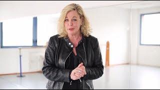 Le Streghe di Eastwick - Gillian Bruce coreografa