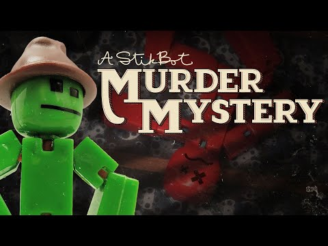 A Stikbot Murder Mystery | Full Movie