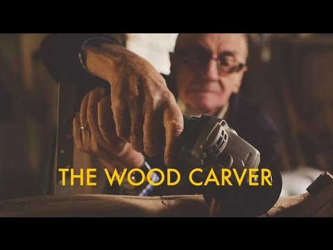 The Wood Carver: A Sony FS5 mini documentary