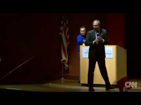 Andy Harris Town Hall Meeting Gets Boos!