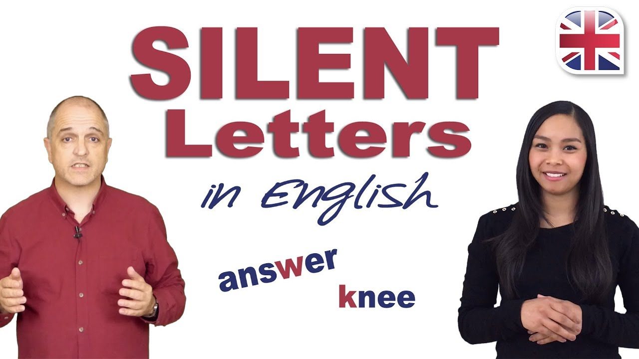 Silent Letters In English English Pronunciation Lesson Youtube