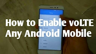 How to check and enable voLTE for Asus zenfone   The Thug