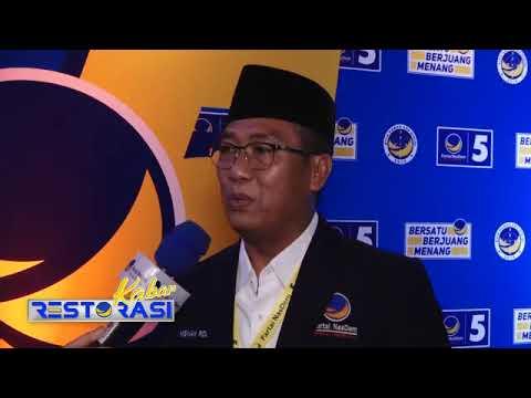 H. Miswan Rody Siap Perjuangkan Pemekaran Daerah di Lampung Tengah