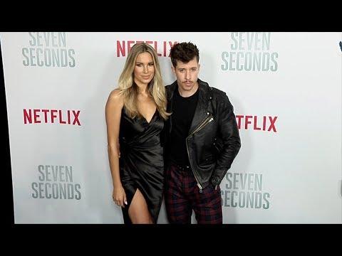 Beau Knapp and Lucy Wolvert Netflix's