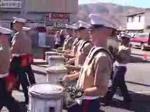 US Marine Corps Band 29 Palms