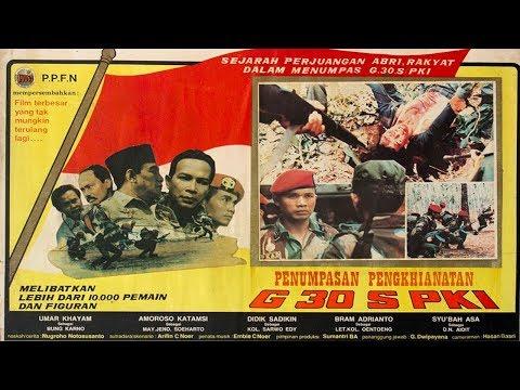 Film Penghianatan PKI Gerakan 30S - G30...