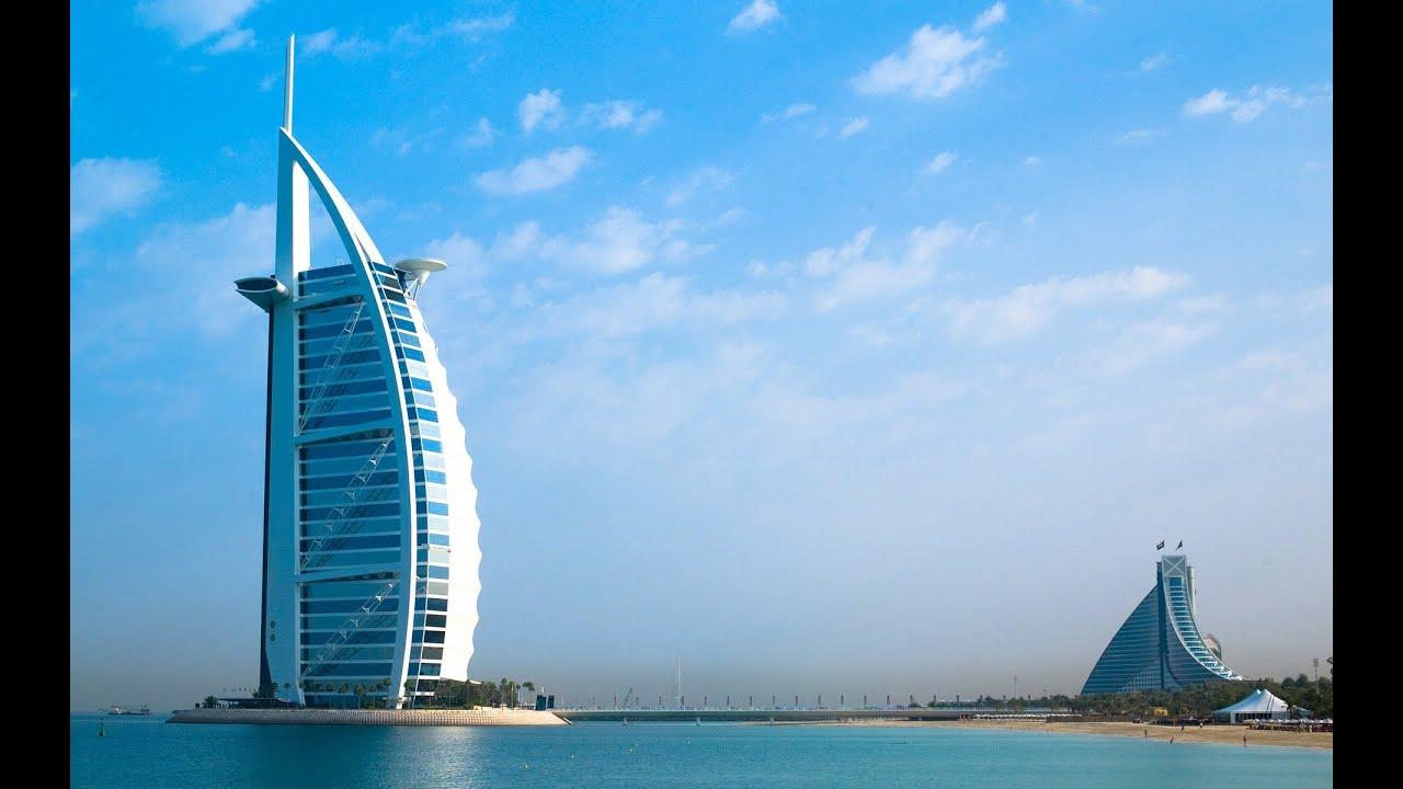 Gradnja hotela Burj Al Arab Dubai