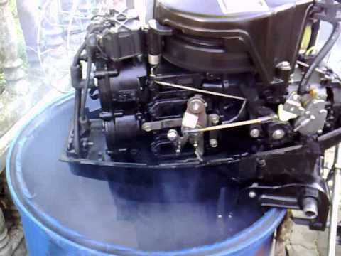 mariner 25 hp outboard motor 1998r 2 stroke dwusuw