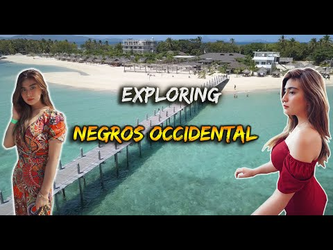 EXPLORING NEGROS OCCIDENTAL, PHILIPPINES : LAKAWON ISLAND & THE RUINS | CHERIZAWA