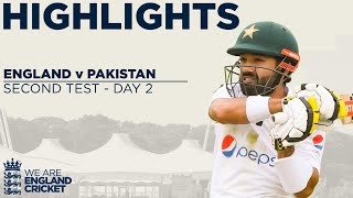 Day 2 Highlights | Rizwan Hits 50 To Frustrate Hosts | England v Pakistan 2nd Test 2020