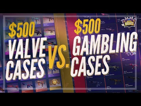 $500 in Valve Cases vs. $500 in Gambling Cases - THE FINAL EPISODE