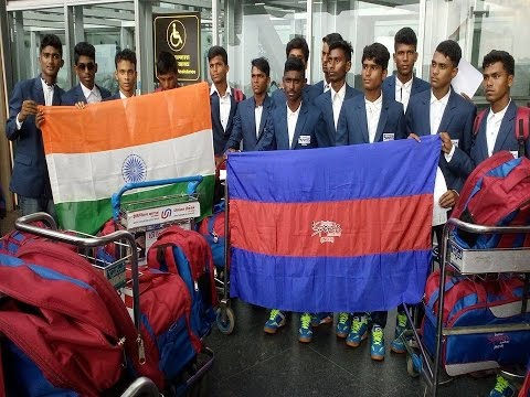 Journey of Durbar Sports Academy footballers : From India to Denmark