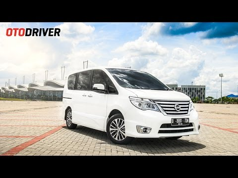 Nissan Serena 2015 Review Indonesia  - OtoDriver (English Subtitled)