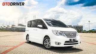Nissan Serena 2015 Review Indonesia  - OtoDriver English Subtitled