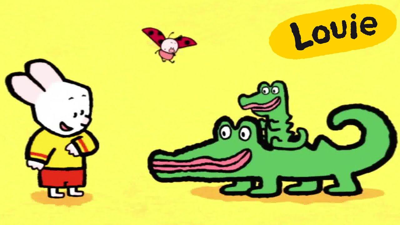 cartoon for kids louie