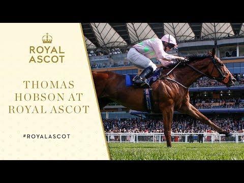 Royal Ascot 2017 | Thomas Hobson Wins The Ascot Stakes