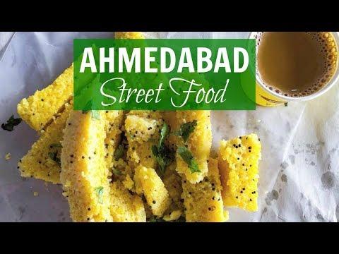 Street Food in Ahmedabad | Indian Street Food