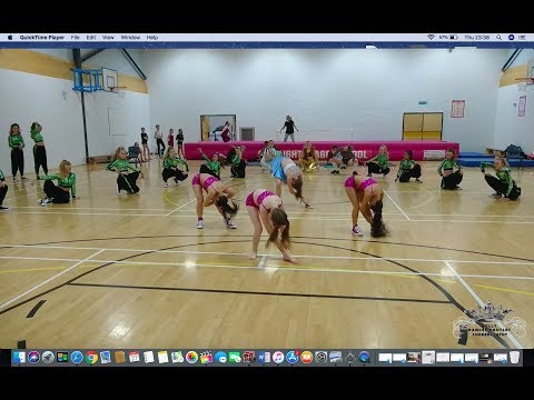 DANCE WORLD CUP - WIZARD OF OZZ CHOREOGRAPHY BY HOLLY ROUTLEY