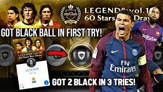 Black ball trick in legends vol.18 boxdraw pes 2018 mobile