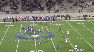 Jalen Hurts: Alabama Commit Senior Year Football Highlights