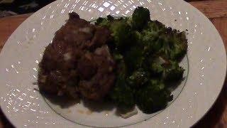 Garlic Roasted Broccoli!