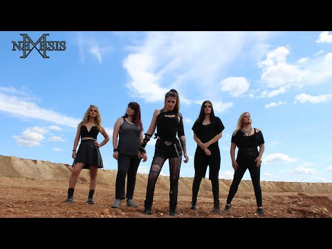 Nemesis - The War Is On (Official Video)