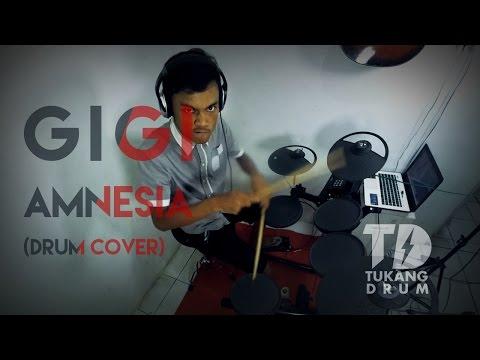 Fedwin Fajar  - Amnesia - Gigi (Drum Cover)