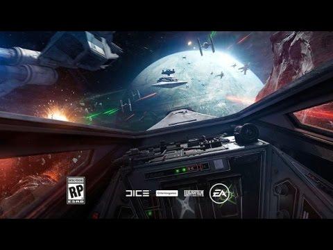 star wars battlefront VR mission / ps4 pro / VR...Lets play