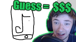 PICTIONARY FOR $100 WITH VIEWERS!!