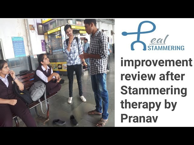 stuttering therapy at healstammering | हकलाना कैसे ठीक करे | review by pranav |