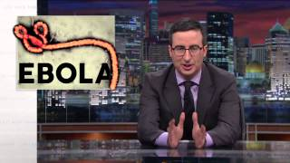 John Oliver - Ebola in New York