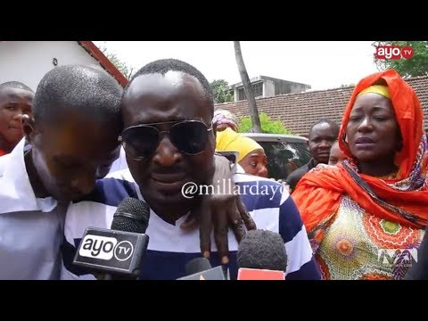 BREAKING: Said amwaga machozi baada ya Scorpion kuhukumiwa miaka 7