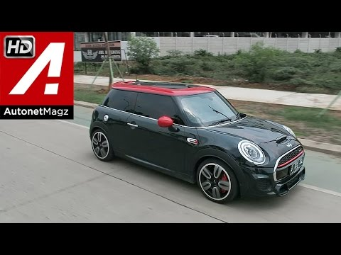 Review Mini Cooper John Cooper Works Indonesia by AutonetMagz