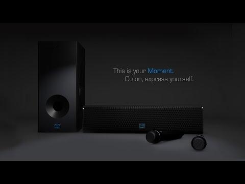 Moment - Karaoke Re-defined.