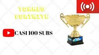 Casi 100 Subs|Torneo Fortnite